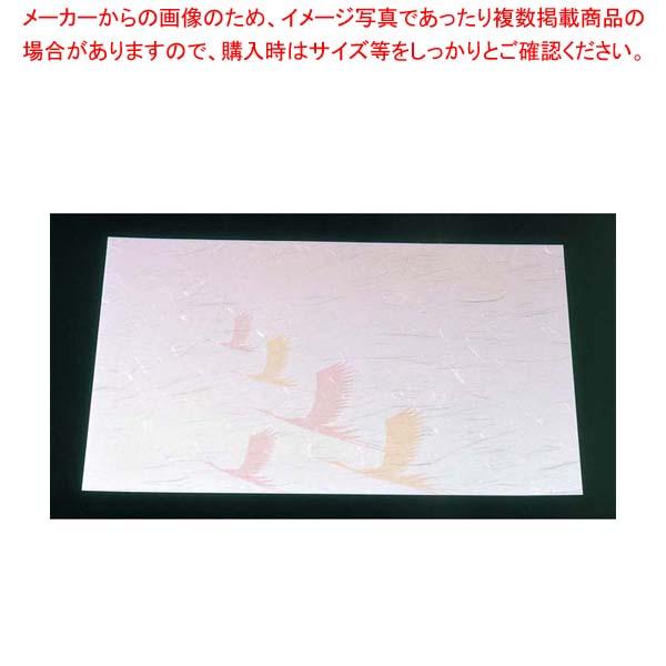 【まとめ買い10個セット品】 尺3 懐石まっと 風雅 祝鶴(50枚入)64430