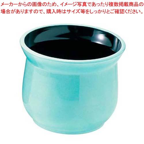 【まとめ買い10個セット品】 メラミン ガラ入れ 青磁