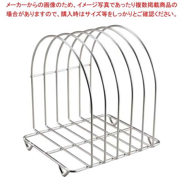 【まとめ買い10個セット品】 EBM 18-8 ワイヤータイプ マナ板立(トレイ無)