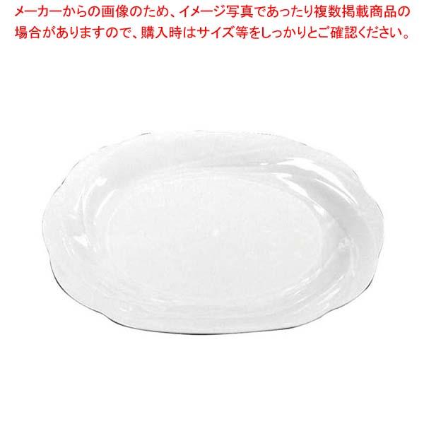 【まとめ買い10個セット品】 プラ容器 シルキーアイボリー(10枚入)特大 本体