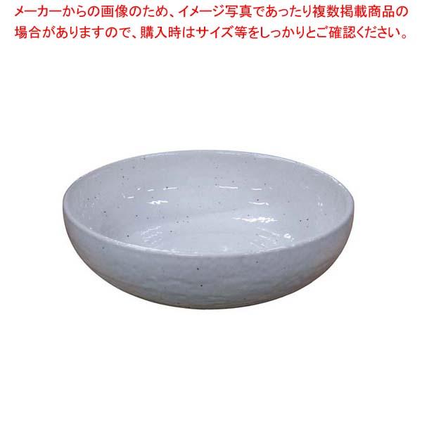 【まとめ買い10個セット品】 モダンホワイト ボール 8寸(φ255)【 和・洋・中 食器 】
