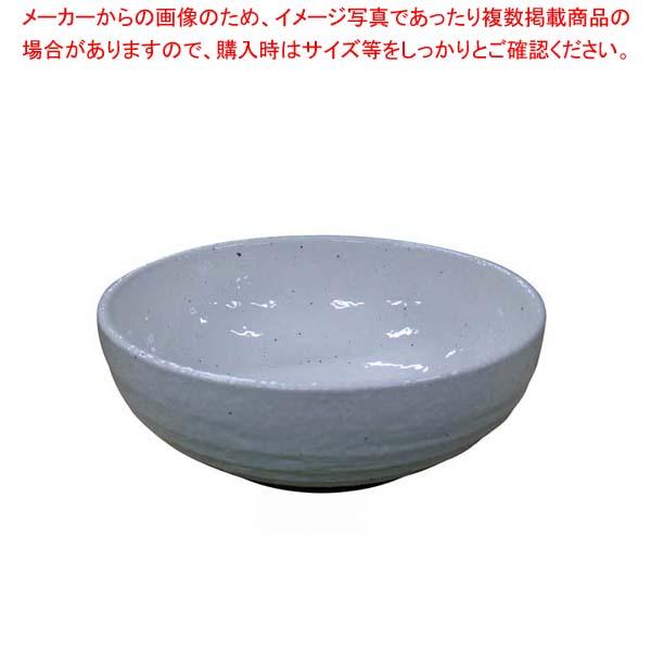 【まとめ買い10個セット品】 モダンホワイト ボール 6.5寸(φ200)【 和・洋・中 食器 】
