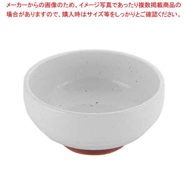 【まとめ買い10個セット品】 モダンホワイト 高浜丼 5.5寸