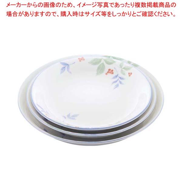 【まとめ買い10個セット品】 和食器コレクション 強化ささやき 丸皿6寸 【 業務用】