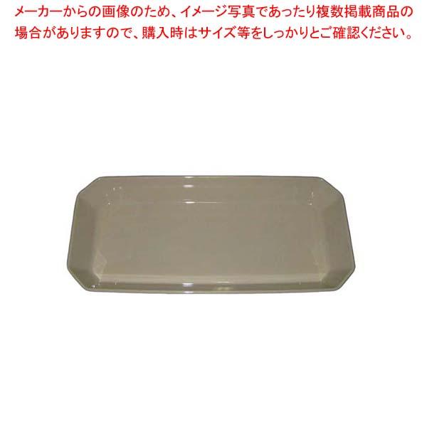 【まとめ買い10個セット品】 ロイヤルバット T-11 アイボリー メラミン340×155【 ディスプレイ用品 】