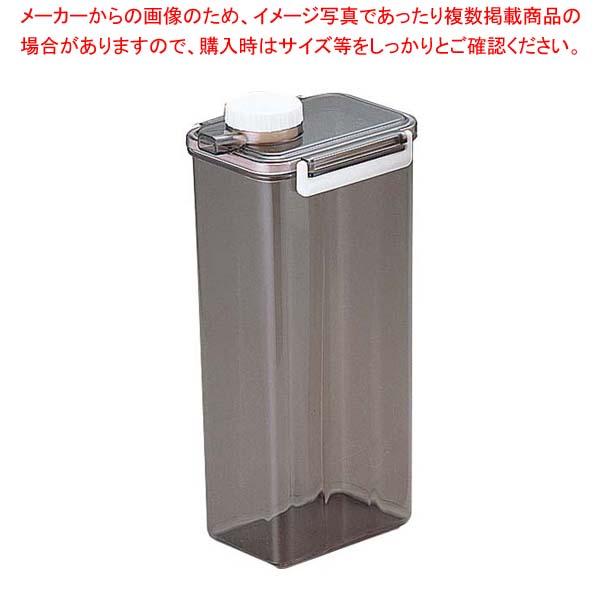 【まとめ買い10個セット品】 メロディーピッチャー 1.8型 AS樹脂【 カフェ・サービス用品・トレー 】
