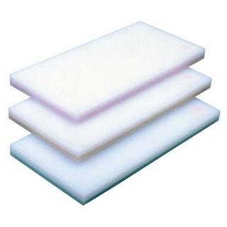 【まとめ買い10個セット品】 ヤマケン 積層サンド式カラーまな板 3号 H33mm 濃ブルー【 まな板 カッティングボード 業務用 業務用まな板 】