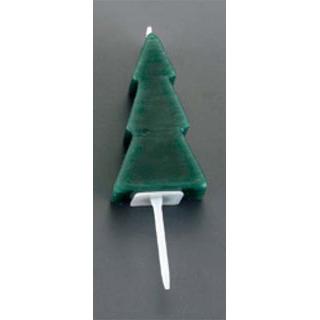 【まとめ買い10個セット品】 クリスマスツリー ピック付(10入)グリーン B7512-07-03G