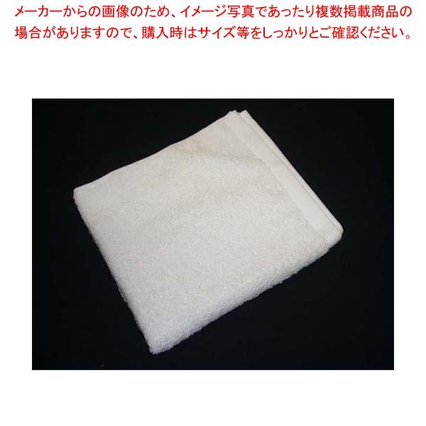 【まとめ買い10個セット品】 EBM ミューファン抗菌ウォッシュタオル#170(12枚入)白 340×400【 清掃・衛生用品 】