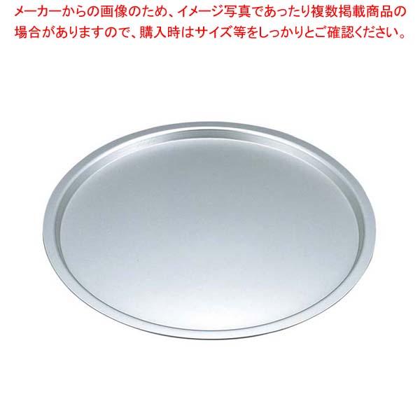 【まとめ買い10個セット品】 EBM アルマイト ピザパン 7インチ φ195