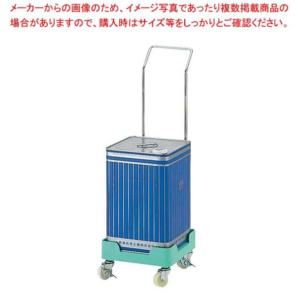 【まとめ買い10個セット品】 缶きちキャリー ステンレス304ハンドル付【 カート・台車 】