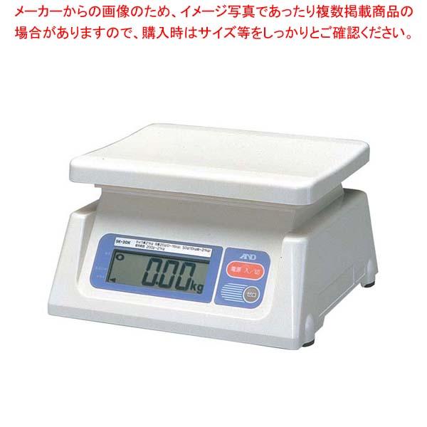 A&D デジタルはかり SK-20Ki 検定済品【 ハカリ 】