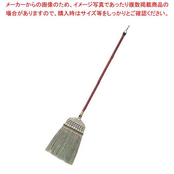 【まとめ買い10個セット品】 特選 手編みほうき 長柄 AZ111