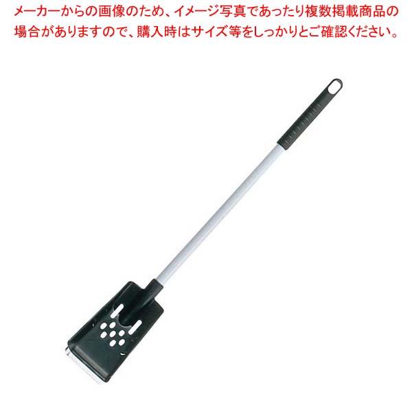 【まとめ買い10個セット品】 溝シャベル AZ679 全長630【 清掃・衛生用品 】
