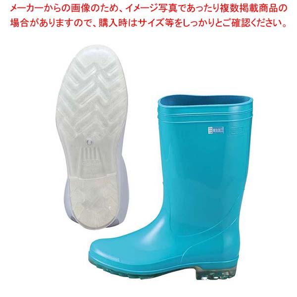 【まとめ買い10個セット品】 アキレス 長靴 タフテックホワイト62(透明底)グリーン 23cm