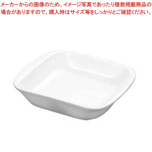 【まとめ買い10個セット品】 バウシャ 正角型 オードブル皿 5978 ホワイト sale