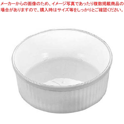 【まとめ買い10個セット品】 バウシャ スフレ(ストライプ)607-11 ホワイト【 オーブンウェア 】