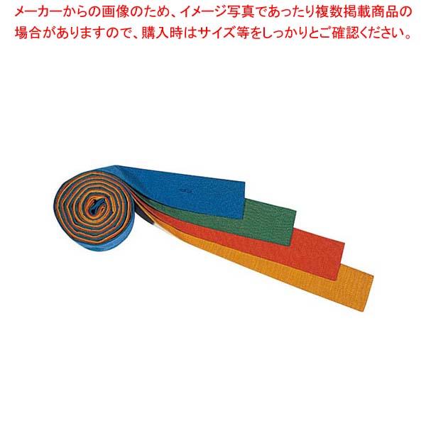 【まとめ買い10個セット品】 作務衣用替衿 EY3501-3 橙 L