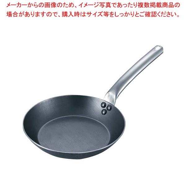 【まとめ買い10個セット品】 デバイヤー 鉄コールドハンドル フライパン 5130-36cm【 フライパン 】