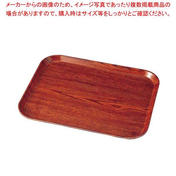 【まとめ買い10個セット品】 EBM カムトレイ 超軽量 1014(304)カントリーオーク