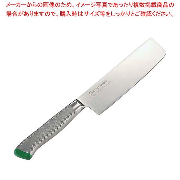 【まとめ買い10個セット品】 EBM E-pro PLUS 薄刃型 16.5cm ブラウン