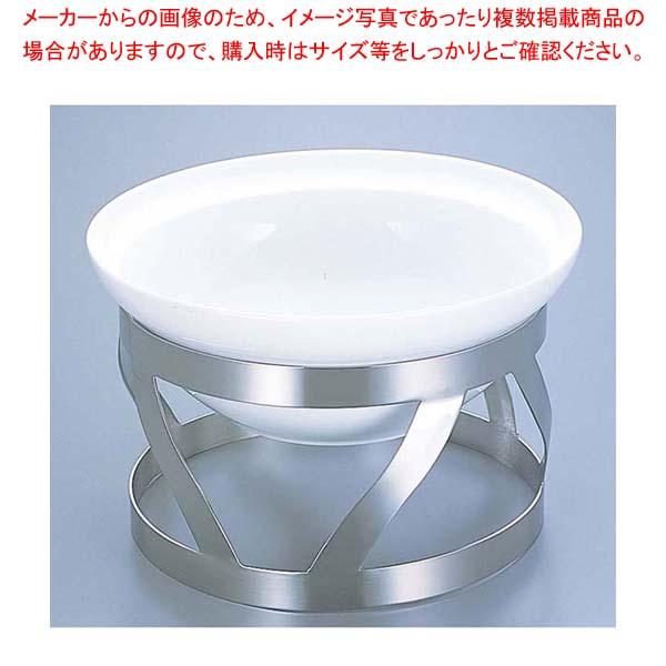 江部松商事 / EBM バンケットスタンド BWサラダボール用 BW-33【 ビュッフェ関連 】