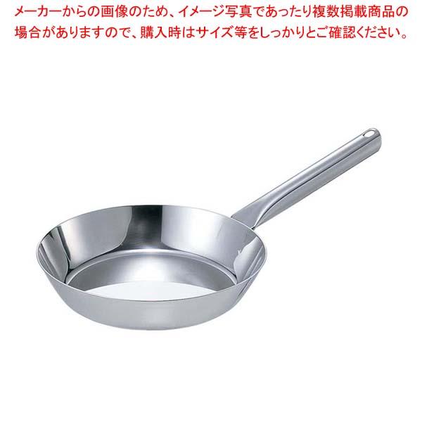【まとめ買い10個セット品】 EBM モリブデンジII フライパン 40cm【 フライパン 業務用 】