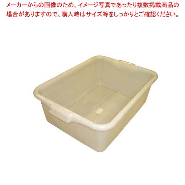 【まとめ買い10個セット品】 トラエックス カラーフードストレージドレインボックス 7インチ 1517 ホワイト(C05)