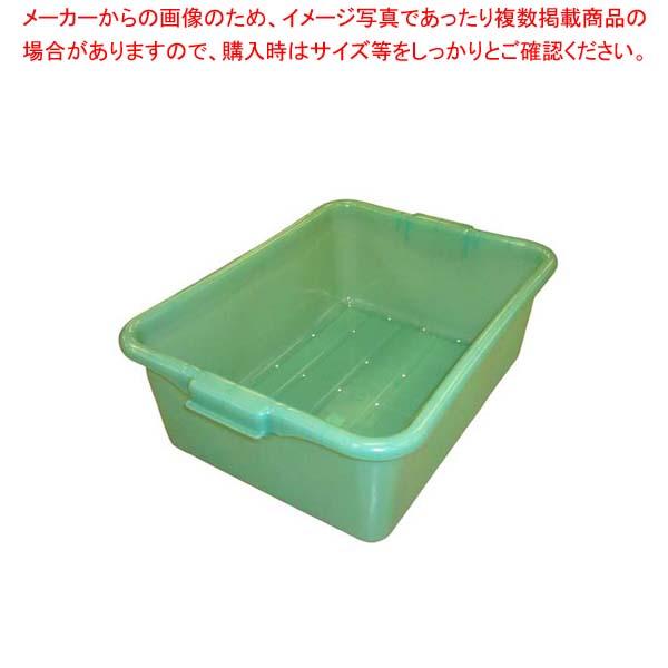 【まとめ買い10個セット品】 トラエックス カラーフードストレージドレインボックス 7インチ 1517 グリーン(C19)