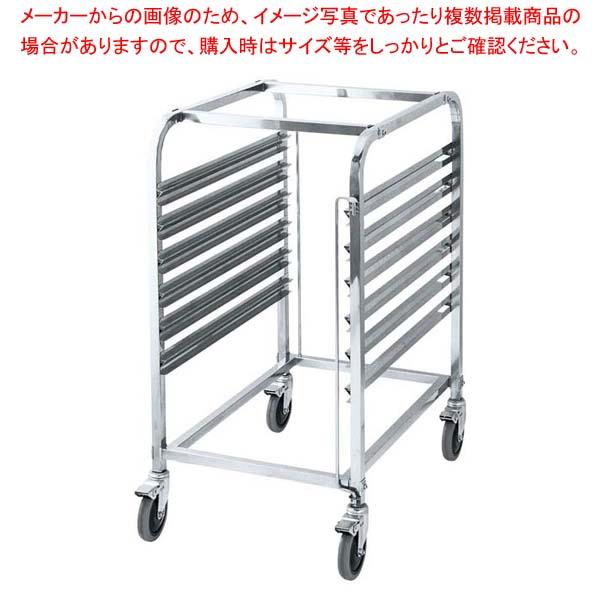 江部松商事 / EBM ステンレス シートパンカート 1000【 ホテルパン・ガストロノームパン 】