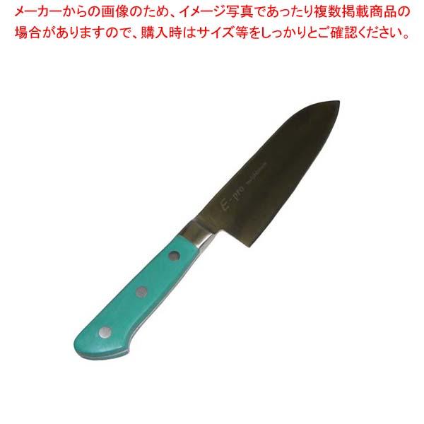 【まとめ買い10個セット品】 EBM E-PRO モリブデン 三徳型 16.5cm グリーン