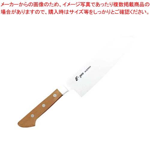 【まとめ買い10個セット品】 EBM E-PRO モリブデン 三徳型 16.5cm ブラウン