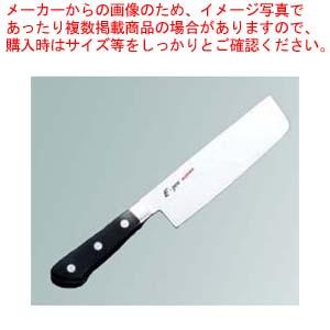 【まとめ買い10個セット品】 EBM E-PRO モリブデン 薄刃型 16.5cm
