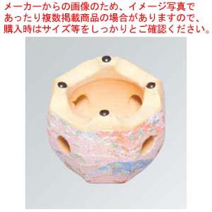 【まとめ買い10個セット品】 八角コンロ 6号 瑞穂