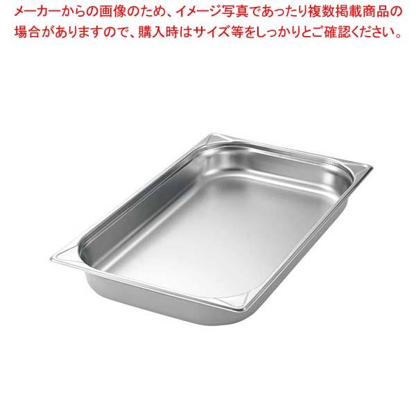 【まとめ買い10個セット品】 EBM ガストロノームパン補強重なり防止付 1/1 100mm