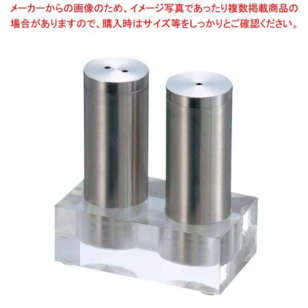 【まとめ買い10個セット品】 EBM ペパー&ソルト シェーカーセット TK09S2