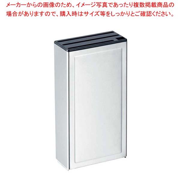 【まとめ買い10個セット品】 【業務用】EBM HACCP包丁差 壁掛けタイプ シングル本体