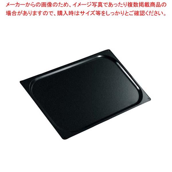 【まとめ買い10個セット品】 EBM エナメルガストロノームパン 2/3 40mm