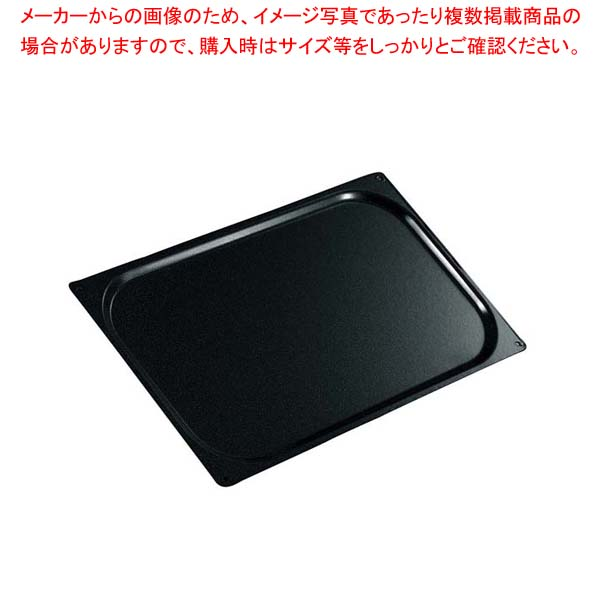 【まとめ買い10個セット品】 EBM エナメルガストロノームパン 2/3 65mm