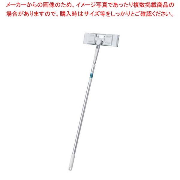 【まとめ買い10個セット品】 EFウィンドークリーナー 伸縮 CL-734-310-0【 清掃・衛生用品 】
