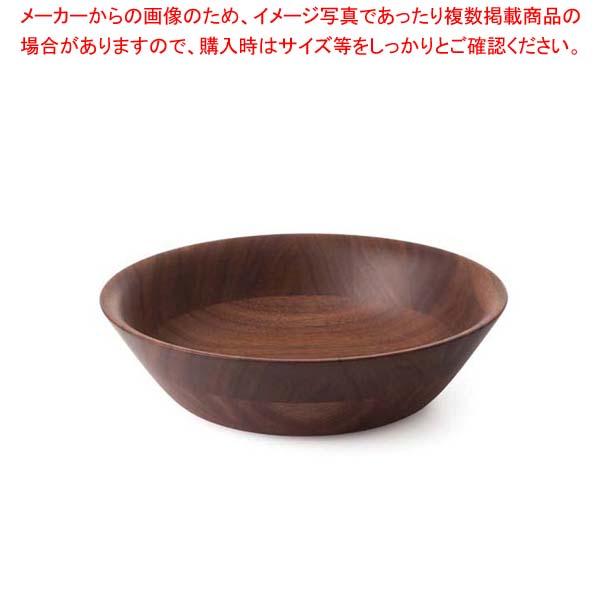 【まとめ買い10個セット品】 ひきよせ ディッシュL(2段L)ウォールナット 130140【 和・洋・中 食器 】
