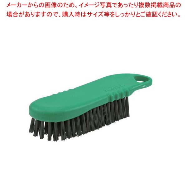 【まとめ買い10個セット品】 HPMハンド磁性ブラシ L グリーン 57044【 清掃・衛生用品 】