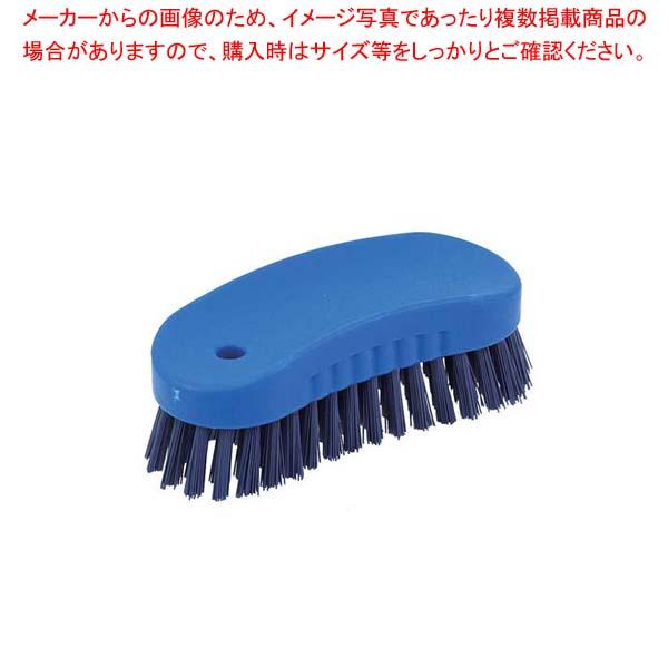 【まとめ買い10個セット品】 HPMハンド磁性ブラシ S ブルー 57035【 清掃・衛生用品 】