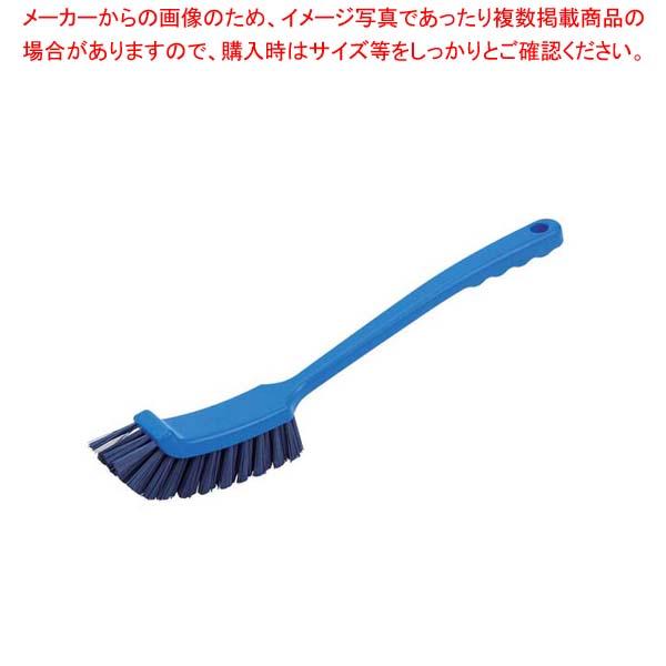 【まとめ買い10個セット品】 HPMロングハンドル磁性ブラシ ブルー 57005【 清掃・衛生用品 】