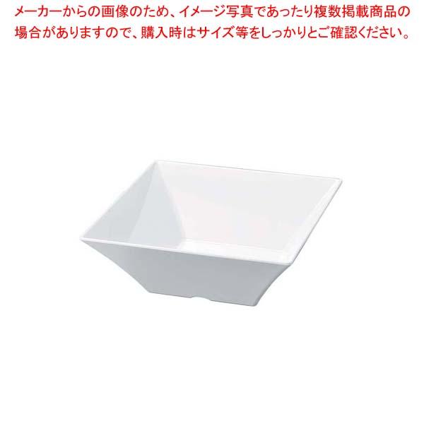 【まとめ買い10個セット品】 ニューホワイト 深型盛鉢 25cm【 和・洋・中 食器 】