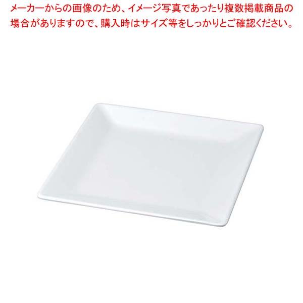 【まとめ買い10個セット品】 ニューホワイト 角盛皿 36cm【 和・洋・中 食器 】