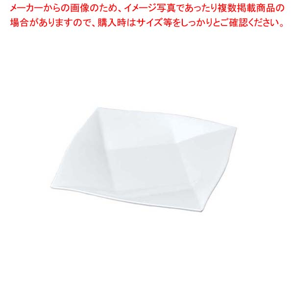 eb-0405560 まとめ買い10個セット品 ニューホワイト 折紙盛皿 23cm 中 内祝い 和 年末年始大決算 食器 洋