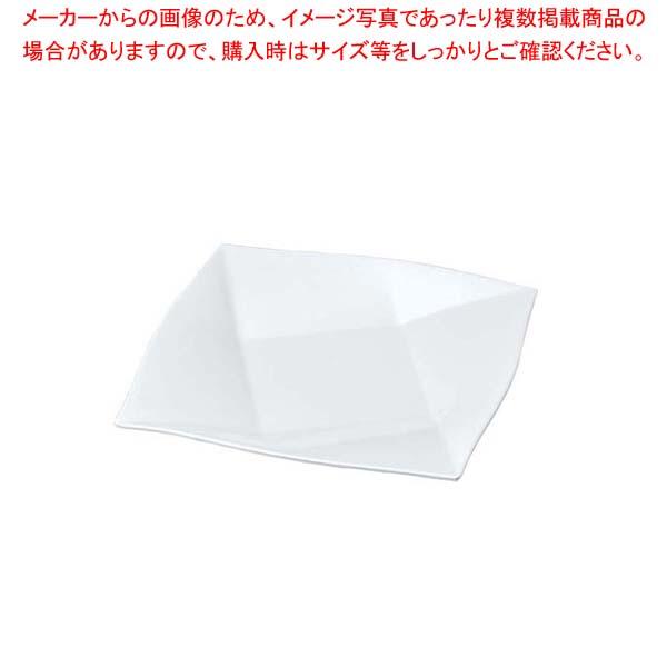 【まとめ買い10個セット品】 ニューホワイト 折紙盛皿 29cm【 和・洋・中 食器 】