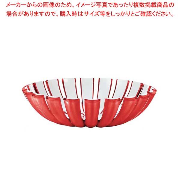 【まとめ買い10個セット品】 グッチーニ グレイス ブレッドバスケット 25cm 297400 65レッド【 オーブンウェア 】