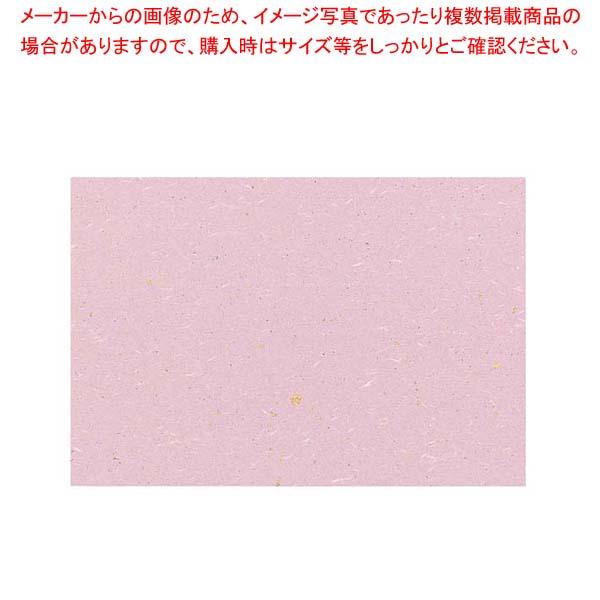 【まとめ買い10個セット品】 尺三マット 金銀霞み(100枚入)KT-2 ふじ【 料理演出用品 】